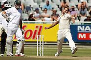 Cricket South Africa v Australia 1st Test D3