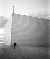 The mysterious girl.<br /> Photo: Svein Ove Ekornesvåg