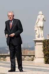 20.03.2012, Villa Pamphilj, Rom, ITA, Treffen der Praesidenten von Italien und Malta, im Bild Mario Monti // during a sMeeting beetween Italian Premier and President of Republic of Malta at Villa Pamphilj, Rome, Italy on 2012/03/20. EXPA Pictures © 2012, PhotoCredit: EXPA/ Insidefoto/ Samantha Zucchi ..***** ATTENTION - for AUT, SLO, CRO, SRB, SUI and SWE only *****