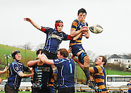 Connacht Senior Schools Rugby Semi Rice College V Marist