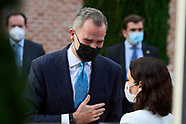 060821 King Felipe VI attends the Dinner on the occasion of the 2nd Expansion International Economic