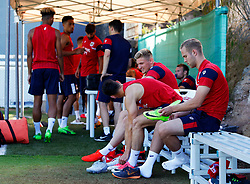 Bristol City players prepare for a morning training session - Mandatory by-line: Matt McNulty/JMP - 20/07/2017 - FOOTBALL - Tenerife Top Training Centre - Costa Adeje, Tenerife - Pre-Season Training