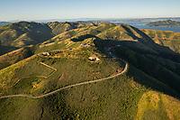 Marin Headlands & Angel Island