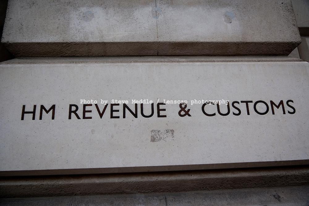 HM Revenue & Customs Building, Parliment Street, London, Britain - 2010