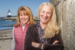 Friends of Casco Bay Ivy Frignoca, Casco Baykeeper,