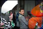 MATTHEW WILLIAMSON, Andrew Logan's Alternative Miss World 2014. Shakespeare's Globe, London. 18 October 2014.