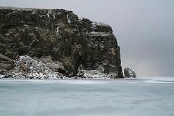 north side of Dyrholaey, Iceland - Norðurhlið á Dyrhólaey