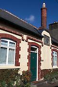 Sundial House, built in 1907, Castletownshend, Co. Cork, Ireland