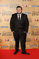 © Licensed to London News Pictures. 18/03/2015, UK. Ian John Bradley (Samwell Tarly), Game of Thrones - Series Five World Premiere, Tower of London, London UK, 18 March 2015. Photo credit : Richard Goldschmidt/Piqtured/LNP