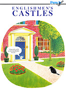 """""""Clear off, or I'll set my stockbroker on you."""" (Punch Extra. Englishmen's Castles, front cover)."""