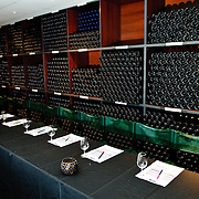 Wine tasting room at Summit Estate Winery in Stanthorpe, Queensland