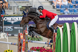 Fuchs Martin, SUI, The Sinner<br /> Longines FEI Jumping Nations Cup Final<br /> Barcelona 2021<br /> © Hippo Foto - Dirk Caremans<br />  02/10/2021