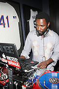 DJ Dhundee at The Men of Style Awards presented by Gillette Fusion and Rolling Out Urbanstyle Weekly held at the 40/40 Club on Novemeber 2, 2009 in New York City