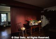 Robert Fulton home, Kitchen, Lancaster, PA