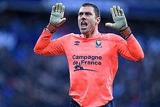 Caen vs Nice, 19 Nov 2017