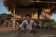 Cane for basket weaving<br /> Mising Tribe (Mishing or Miri Tribe)<br /> Majuli Island, Brahmaputra River<br /> Largest river island in India<br /> Assam,  ne India