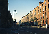 Old amateur photos of Dublin streets churches, cars, lanes, roads, shops schools, hospitals