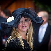 NLD/Apeldoorn/20130105 - Huwelijk prins Jaime en prinses Viktoria Cservenyak, prinses Mabel Wisse Smit