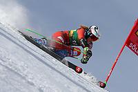 Alpint<br /> FIS World Cup<br /> Sölden Østerrike<br /> Oktober 2017<br /> Foto: Gepa/Digitalsport<br /> NORWAY ONLY<br /> <br /> SOELDEN,AUSTRIA,28.OCT.17 - ALPINE SKIING - ALPINE SKIING - FIS World Cup season opening, Rettenbachferner, giant slalom, ladies. Image shows Nina Haver-Løseth (NOR). Photo: GEPA pictures/ Wolfgang Grebien