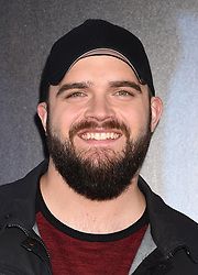 The contestants of 'The Voice' attend the 'Sing' world premiere held at the Microsoft Theatre in Los Angeles. 03 Dec 2016 Pictured: Josh Gallagher. Photo credit: American Foto Features / MEGA TheMegaAgency.com +1 888 505 6342