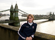 London, Great Britain,  Katherine GRAINGER, Photocall, on the ARA HQ, at the PC. to discusses her reason for continuing  to compete, until London Olympic Games 2012, at  ARA Headquarters, Hammersmith West London, England.  Friday, 12/12/2008. [Mandatory Credit: © Peter Spurrier/Intersport Images].