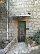 Israel, Carmel, Ein Hod Artist's village (Founded 1953). Janco Dada Museum