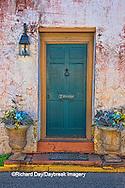 63412-01118 Blue door in St Augustine, FL