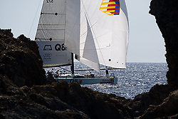 07_008228 © Sander van der Borch. Hyres - FRANCE,  14 September 2007 . BREITLING MEDCUP  in Hyres  (10/15 September 2007). Races 8, coastal.