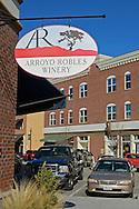 Arroyo Robles Winery Tasting Room, Paso Robles, San Luis Obispo County, California