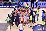 DESCRIZIONE : Sassari Lega A 2014-2015 Banco di Sardegna Sassari Grissinbon Reggio Emilia Finale Playoff Gara 6 <br /> GIOCATORE : team<br /> CATEGORIA : delusione postgame<br /> SQUADRA : Grissin Bon Reggio Emilia<br /> EVENTO : Campionato Lega A 2014-2015<br /> GARA : Banco di Sardegna Sassari Grissinbon Reggio Emilia Finale Playoff Gara 6 <br /> DATA : 24/06/2015<br /> SPORT : Pallacanestro<br /> AUTORE : Agenzia Ciamillo-Castoria/GiulioCiamillo<br /> GALLERIA : Lega Basket A 2014-2015<br /> FOTONOTIZIA : Sassari Lega A 2014-2015 Banco di Sardegna Sassari Grissinbon Reggio Emilia Finale Playoff Gara 6<br /> PREDEFINITA :
