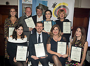 NO FEE PICTURES<br /> 25/1/19 pictured at the Travel Extra Travel Journalist of the Year 2018 at the Clayton Hotel, Ballsbridge in Dublin. Picture; Arthur Carron