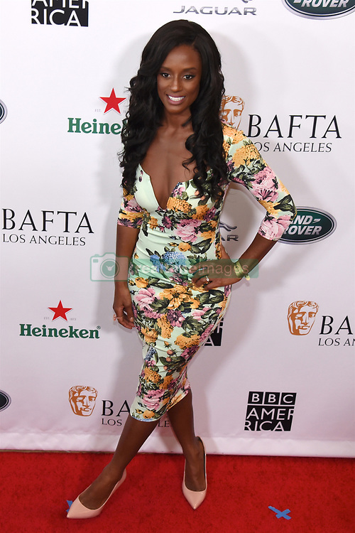 September 15, 2018 - Beverly Hills, California, USA - SKYE P. MARSHALL attends the 2018 BAFTA Los Angeles + BBC America TV Tea Party at the Beverly Hilton in Beverly Hills. (Credit Image: © Billy Bennight/ZUMA Wire)
