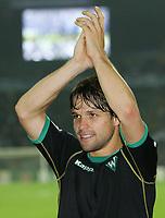 Fotball<br /> 18.10.2006<br /> Foto: Witters/Digitalsport<br /> NORWAY ONLY<br /> <br /> Schlussjubel Diego Bremen<br /> <br /> Champions League Werder Bremen - PFC Levski Sofia