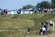 Callum Shinkwin (ENG) in action on the 11th hole during the 3rd round at the KLM Open, The International, Amsterdam, Badhoevedorp, Netherlands. 14/09/19.<br /> Picture Stefano Di Maria / Golffile.ie<br /> <br /> All photo usage must carry mandatory copyright credit (© Golffile   Stefano Di Maria)