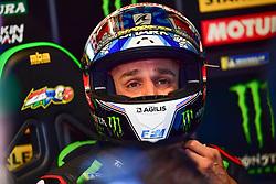 May 18, 2018 - Le Mans, France - 5 JOHANN ZARCO (FRA) MONSTER YAMAHA TECH 3 (FRA) YAMAHA YZR M1 (Credit Image: © Panoramic via ZUMA Press)