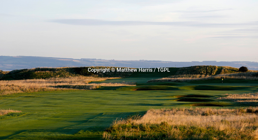 10th par 4 Muirfield,The Honourable Company Of Edinburgh Golfers,Gullane,East Lothian,Scotland.Venue for the 2013 Open Championship,with Ernie ELS (RSA) defending his title,and who was also the winner here in 2002.