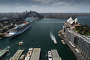 Open Sydney presented by Sydney Living Museuems. This event every year allows Sydneysiders to visit 40 of the city's most significant buildings and spaces across the CBD.
