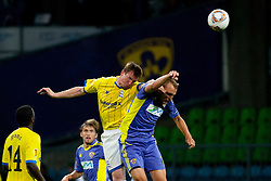 at 2nd Round of Europe League football match between NK Maribor (Slovenia) and Birmingham City (England), on September 29, 2011, in Maribor, Slovenia.  (Photo by Urban Urbanc / Sportida)