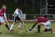 Richmond v Southgate - East Conference Men's Hockey League, The Quinton Hogg Memorial Ground, London, UK on 10 February 2018. Photo: Simon Parker