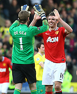 Norwich City v Manchester United 260212