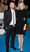 """Nov 12, 2014 - """"Horrible Bosses 2""""  World Premiere at Odeon West End,  Leicester Square, London<br /> <br /> Pictured:  Charlie Day; Mary Elizabeth Ellis<br /> ©Exclusivepix"""