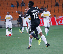 Benard Morrison in a match between Orlando Pirates  and Cape Town City at  Fnb Stadium on Tuesday September 19, 2017.