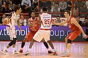 DESCRIZIONE : Pistoia Lega serie A 2013/14 Giorgio Tesi Group Pistoia Victoria Libertas Pesaro<br /> GIOCATORE : johnson jajuan<br /> CATEGORIA : controcampo blocco<br /> SQUADRA : Giorgio Tesi Group Pistoia<br /> EVENTO : Campionato Lega Serie A 2013-2014<br /> GARA : Giorgio Tesi Group Pistoia Victoria Libertas Pesaro<br /> DATA : 24/11/2013<br /> SPORT : Pallacanestro<br /> AUTORE : Agenzia Ciamillo-Castoria/GiulioCiamillo<br /> Galleria : Lega Seria A 2013-2014<br /> Fotonotizia : Pistoia Lega serie A 2013/14 Giorgio Tesi Group Pistoia Victoria Libertas Pesaro<br /> Predefinita :