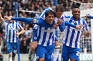 Brighton and Hove Albion v Crystal Palace 170313