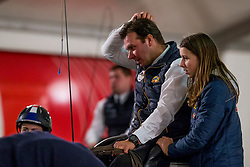 De Ronde Koos, NED, Favory Allegra Futar, Oosterwijk's Kasper, Siglavy Capriola Szilaj, Tjibbe<br /> Jumping Mechelen 2019<br /> © Hippo Foto - Sharon Vandeput<br /> 30/12/19