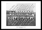 Great shot by Lensmen Photographic Agency of the All Ireland Hurling Final runners-up in 1959. If you are looking for an unique anniversary gift, Irish Photo Archive has thousands of great old Irish photos.