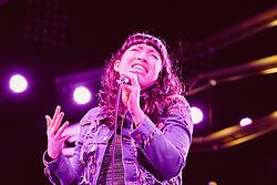 Little Dragon performs at The Treasure Island Music Festival - San Francisco, CA - 10/19/13