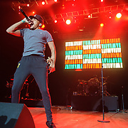 COLUMBIA, MD - August 30th, 2015 - Chance The Rapper performs at the 2015 Trillectro Festival at Merriweather Post Pavilion in Columbia, MD (Photo by Kyle Gustafson / For The Washington Post)