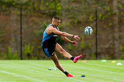 Henry Slade in action as Exeter Chiefs take part in stage one training as Premiership Rugby clubs take the first steps towards a return to play in August after the Covid-19 enforced break - Rogan/JMP - 19/06/2020 - RUGBY UNION - Sandy Park - Exeter, England - Gallagher Premiership.
