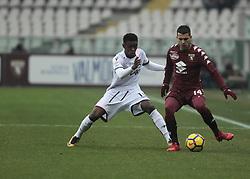 January 6, 2018 - Turin, Italy - Iago Falque during Serie A match between Torino v Bologna, in Turin, on January 6, 2018  (Credit Image: © Loris Roselli/NurPhoto via ZUMA Press)